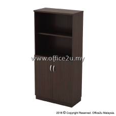 Q-YOD17-W SEMI SWINGING DOOR MEDIUM CABINET